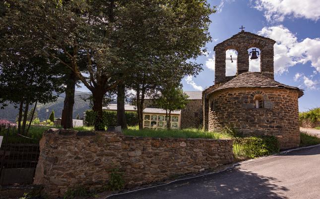 Església de Sant Marcel de Planès