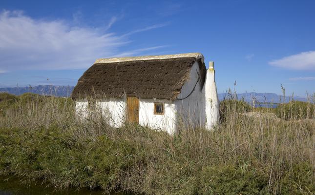 barraca tradicional