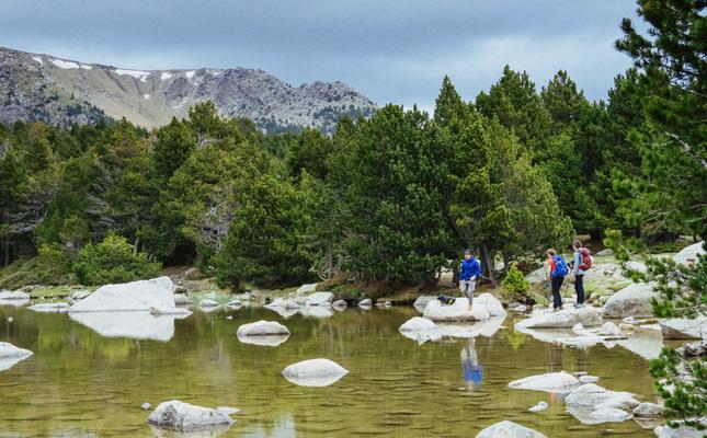Transpirinenca llac
