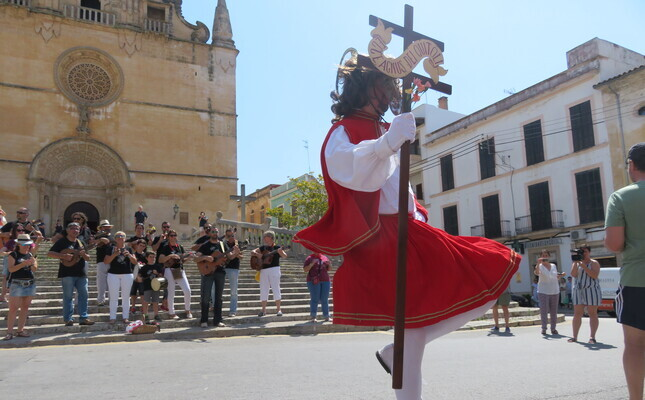 Sant Joan Pelós de Felanitx