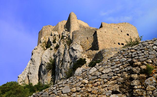 castell de Queribus