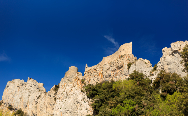 castell de Perapertusa