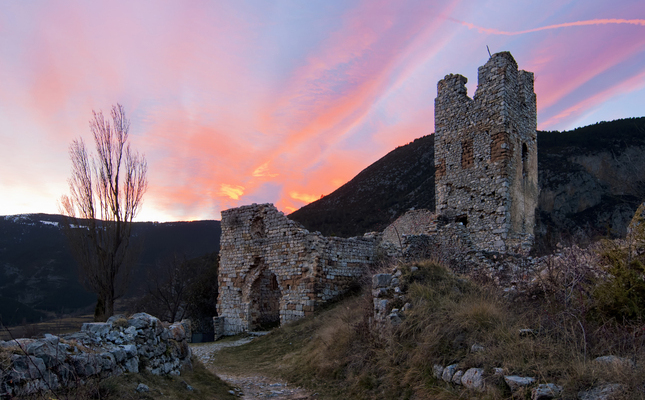 castell de Gòsol