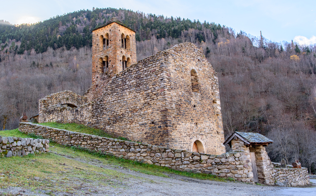 església Mérens-les-Vals