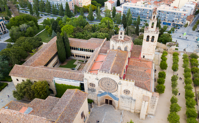 monestir de Sant Cugat