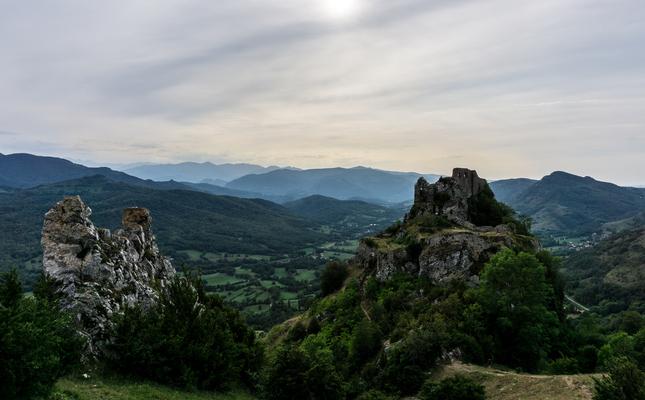 castell de Roquefixade