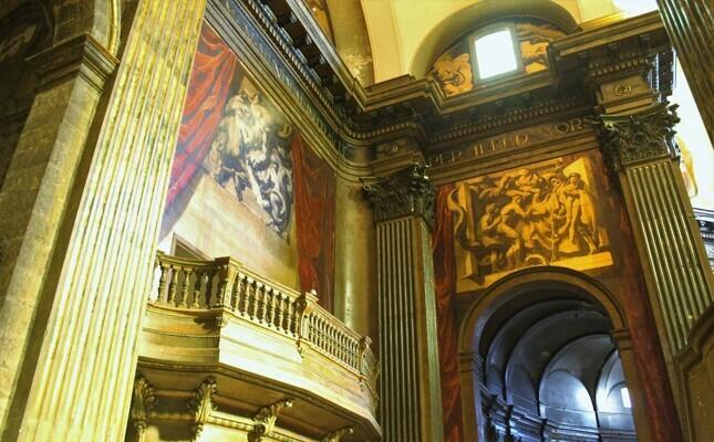 Josep M. Sert Catedral Vic