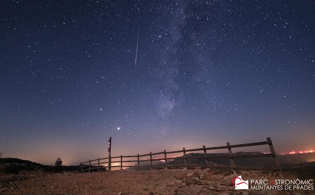 Parc Astronòmic Muntanyes de Prades