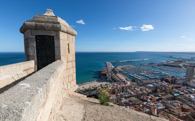 Castell Santa Bàrbara