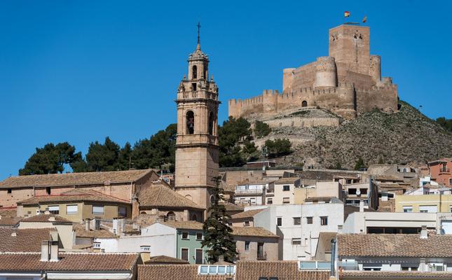 Castell de Biar