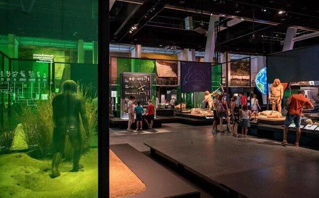 El cosmocaixa ofereix un gran nombre d'exposicions