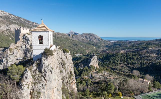 Castell Guadalest