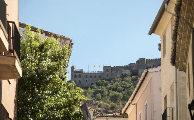 Castell Xativa