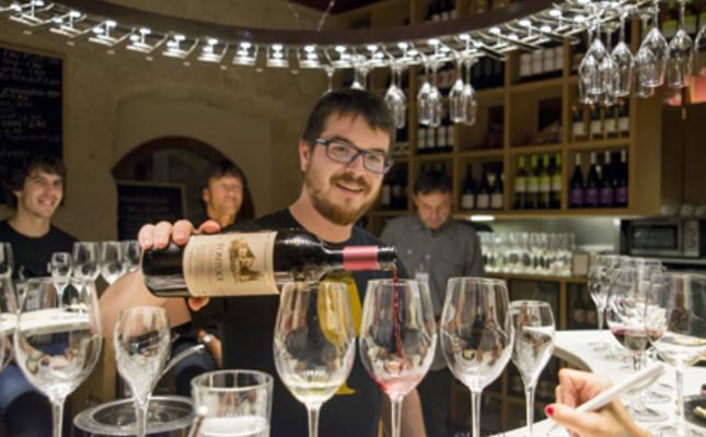 Tast de vins de Biblioteques amb DO
