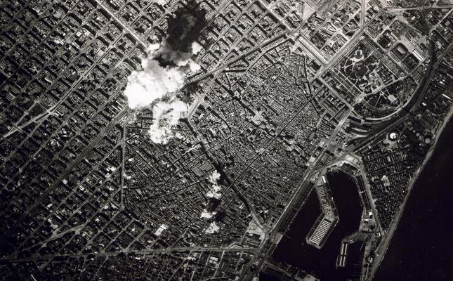 Bombardeig a Barcelona (març de 1938)