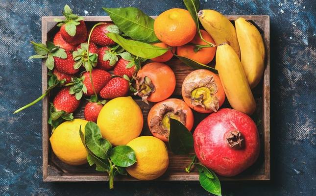 Caixa de fruites