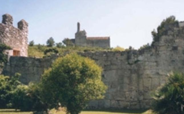 El castell d'Olèrdola