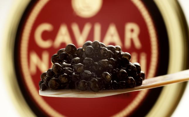 El caviar Marca Garantía Vall d'Aran és reconegut per la seva qualitat.