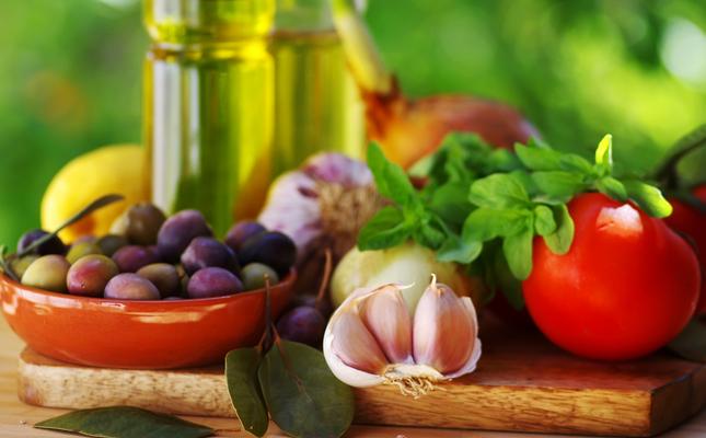 Productes del mediterrani