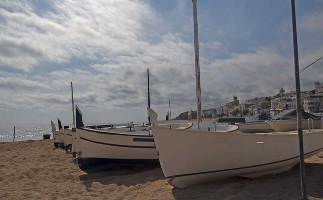 El mar i la pesca són elements molt arrelats a Sant Pol de Mar