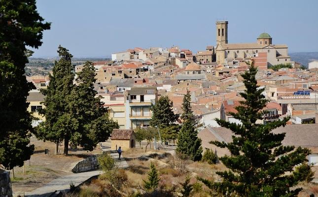 La vila de Batea