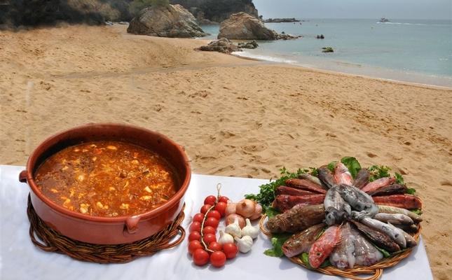 L'arròs i el peix de Lloret de Mar