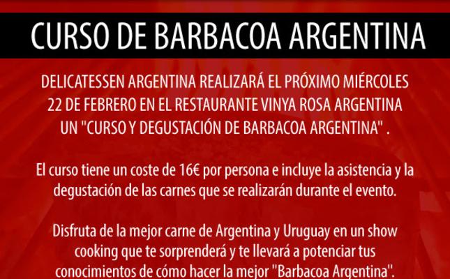 Curs de barbacoa argentina