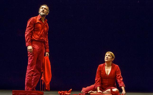 'El Cartógrafo', una de les obres de teatre que tindrà lloc durant el Festival Grec de Barcelona 2019