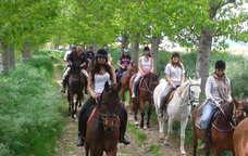 Ruta a cavall a Osona