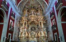 Altar del Santuari del Miracle