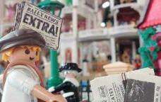 Detall d'un dels diorames que podreu trobar a Clikània