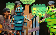 Espectacle 'La cigala i la formiga'
