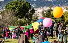 Festa al Jardí Botànic de Barcelona