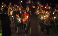 Visita nocturna al Cementiri del Poblenou