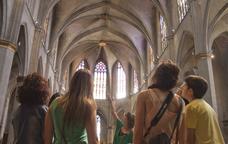 Interior de la Catedral de Manresa