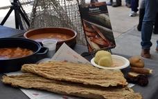 Plats i el llibre Ranxets, la cuina de Torredembarra