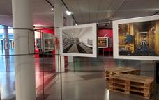 L'exposici� fusiona la ind�stria i l'art