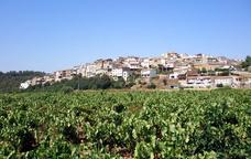 El poble de Capçanes (Priorat)