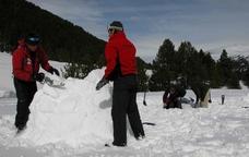 Activitats de neu a GrandValira