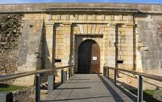 Porta del Mar de la Ciutadella de Roses