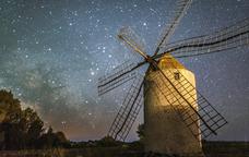 Fotografia nocturna d'Antonio Moreno, un dels fotògrafs participants