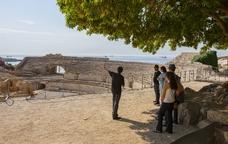 Visita a l'Amfiteatre romà de Tarragona
