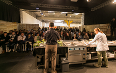 L'Aula de cuina és un dels plats forts de la Fira Orígens