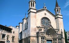 Bas�lica de Santa Maria de Vilafranca del Pened�s