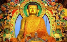 Estàtua de Buda a l'Índia