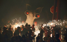 Correfoc de la Festa Major de Molins de Rei