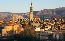 Valls, la ciutat que convida a mirar el cel