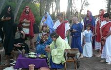 Recreació històrica durant el Cap de Setmana Ibèric
