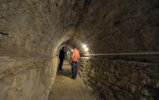 La mina d'aigua de Torroella de Montgrí