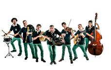 La Puça, un dels grups que actuarà al Festival Internacional de Música Popular Tradicional